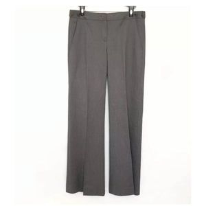 Theory Pants Wool Stretch Elkers Dress Trouser